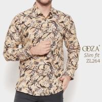 Kemeja Pria / Baju Batik Slimfit / Baju Pesta / Baju Keluarga LB211