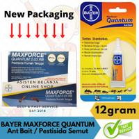 Maxforce Quantum Gel 12gram Ant Bait Umpan Racun Pembasmi Bunuh Semut - MAXFORCE Semut
