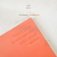 Memo/Notepad/Strength by LAQ