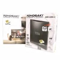 Antena TV Digital Toyosaki Tys Aio 220 - Antena TV Indoor Outdoor