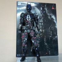 Batman Arkham Knight Playarts kai original OFC never display