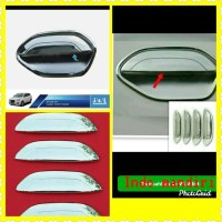 Handle Cover Mobil Datsun Go Chrome