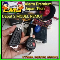Full sett Alarm mobil remot kijang kapsul. Alarm toyota kijang