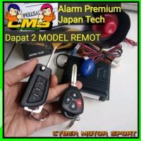 Full sett Alarm mobil remot ayla agya. Alarm toyota agya daihatsu