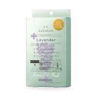 Lululun Plus -Lavender- Mask 30ml/1fl.oz x 5 Sheets
