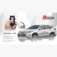 Seven Auto Power Windows Plus Folding Mirror Pajero Xpander Ertiga