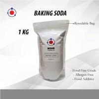 Baking Soda / Soda Kue / Sodium Bicarbonate 1 kg