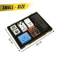 Dijual Ang-004 Small Pedalboard Pedaltrain Hardcase Stombox Efek Gitar