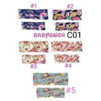 New Release Bando Headband Couple Ibu Dan Anak 5 Pilihan Baik