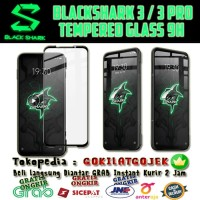 Blackshark 3 Black shark 3 Pro Tempered Glass Anti Gores Screen Asus