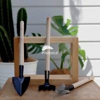 Peralatan Berkebun Sekop Garu Mini 3 in 1 Gardening Tool Kuat