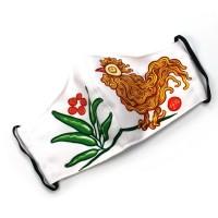 Masker kain rangkap anti air IGOR ayam untuk penggemar mi instan