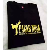 Kaos Baju Pencak Silat Pagar Nusa / Tshirt Pencak Silat / Kaos Pria