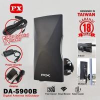 PX Antena TV Digital Indoor Outdoor KABEL 12 M USB PX 5900 B DA5900B