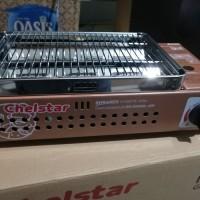 Kompor Panggangan gas portable premium quality merk chelstar