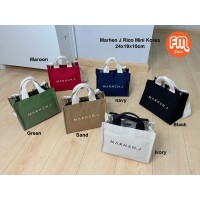 Tas Marhen J Rico Korea Import Shoulder Handbag Wanita