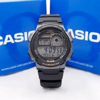 Jam casio AE-1000W-1AVDF - hitam