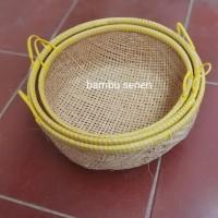 saringan bambu/ayakan bambu/tanggok s
