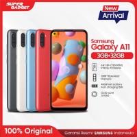 New Handphone Samsung Galaxy A11 RAM 3 GB ROM 32 GB GaransiResmi SEIN