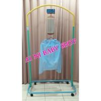Paket Ayunan Warna Warni Portable Bayi Elektrik Polar Timer