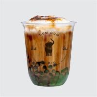 DUM DUM THAI COFFEE AREN w/ MACCHIATO & DUMBOBA