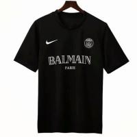T-Shirt / Baju / Kaos Balmain Paris X PSG (Paris Saint German) 1