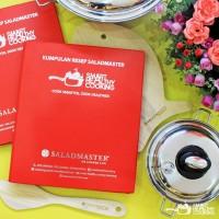 Buku Resep Saladmaster by Smart Healthy Cooking Bandung