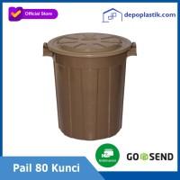 (GO-SEND) Tong air / Bak Air / Tong Besar/ Ember Plastik 80 liter