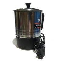 NAGAKO Mug Teko Elektrik Heating Listrik Hot Water Heater CROWN Star