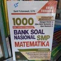 BANK SOAL NASIONAL SMP MATEMATIKA