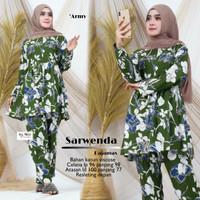Super Brand Fest Piyama Wanita Muslimah Terbaru Sarwenda Recommended
