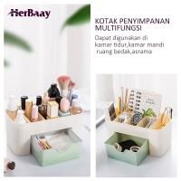 Herbaay Kotak Penyimpanan Box Organizer Serbaguna Bahan PP