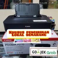 printer canon ip2770 + infus tinta photo semarang