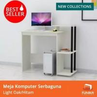 Meja komputer / meja laptop / meja belajar / meja kantor / Funika 1119