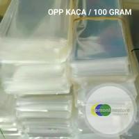 Plastik Opp Kaca Bening Untuk Kemasan Aksesoris dan Souvenir Per 100 g