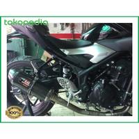 Promo Premium.. Header Knalpot Custom Arcspeed Yamaha R25 Mt25 Murah