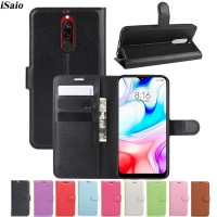 For Xiaomi Redmi 8 Wallet Case Leather Cover Xioami Xiami Xiomi Redmi
