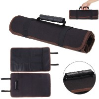 Chef Knife Bag Carry Case Roll With Handles Kitchen Portable Storage