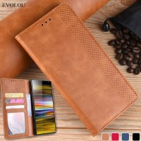 Retro Flip Book Leather Cover for ASUS Zen Fone Live L1 ZA550K G552KL