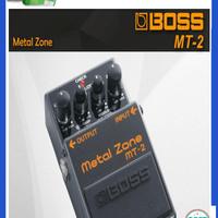 Boss MT-2 / MT2 / MT 2 Guitar Metal Zone Effect / Efek Gitar Limited