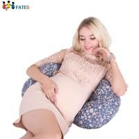 Bantal Support Pinggang Bentuk U Multifungsi untuk Ibu Hamil