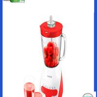Dijual Philips HR2115 Blender   Gelas Plastik 2L 600W HR 2115 Diskon
