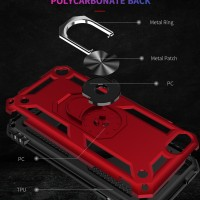for iPod Touch 7th/Touch 6th 5th Generation Case,Military Grade 15ft.