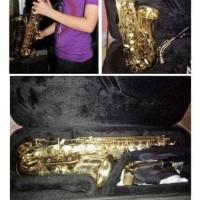 Terpopuler Saxophone Alto Conn Selmer Prelude Terbagus