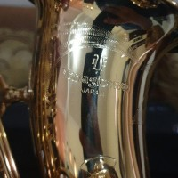 Terhot Yanagisawa Alto Saxophone Aw01 Like New Bukan Yamaha Selmer