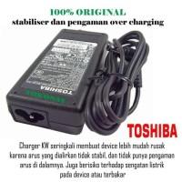CHARGER ADAPTOR CAS LAPTOP TOSHIBA SATELITE C600 C640 L730 L735 L740