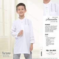 Rabbani Juko Jubah Koko Baju Muslim Anak Sarimbit Ananta BLG
