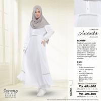 Rabbani Dresslim Sarimbit Ananta Gamis Baju Muslim Remaja dan Dewasa
