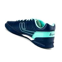 League Original Legas Maister LA Sepatu Futsal - Blue Navy Tosca