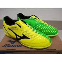 Jual Sepatu Futsal Mizuno Wave Ignitus 4 Neon Yellow - TURF Limited